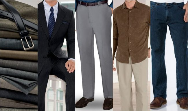 quan suit nam slacks va dress cao tailor